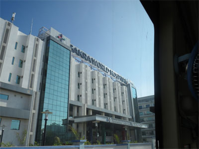 SAKRA WORLD HOSPITALの写真